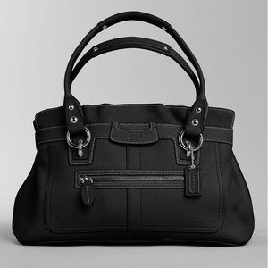 Coach PENELOPE LEATHER SHOPPER